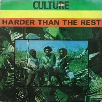 Jah Lyrics: Culture - Harder Than The Rest