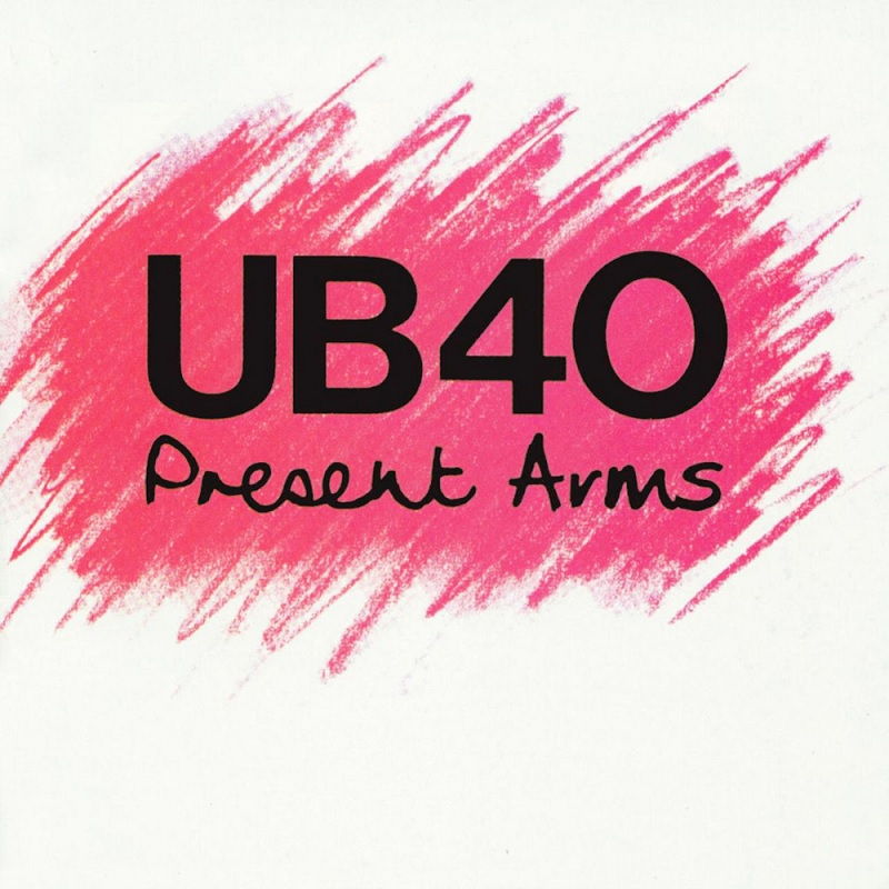 Image result for ub40 present arms deluxe